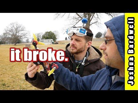 The iFlight Rhino FPV Quadcopter Frame | INDESTRUCTIBLE? no. - UCX3eufnI7A2I7IkKHZn8KSQ