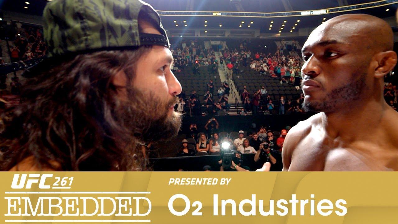UFC 261 Embedded: Vlog Series – Episode 6