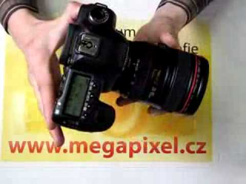 Videorecenze Canon EOS 5D Mark II tělo