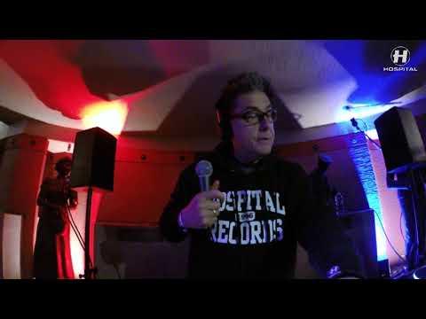 Hospital Records Dockcast 2018 with London Elektricity - UCw49uOTAJjGUdoAeUcp7tOg
