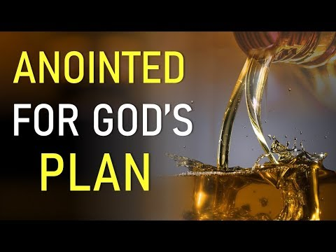ANOINTED FOR GOD'S PLAN - BIBLE PREACHING  PASTOR SEAN PINDER