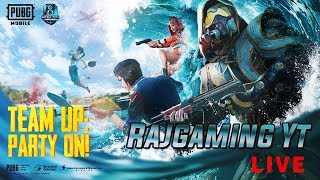 PUBG Mobile  Season 8 Funny Gameplay  Tamil 🔴Live Streaming | RajGamingYt | RG