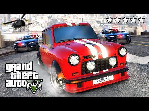 COPS AND ROBBERS!! (GTA 5 Online) - UC2wKfjlioOCLP4xQMOWNcgg