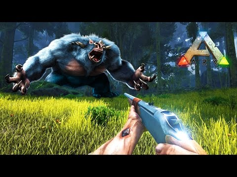 ark survival evolved searching for bigfoot alpha t rex ark