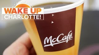 McDonald's is giving free coffee to people who do good deeds