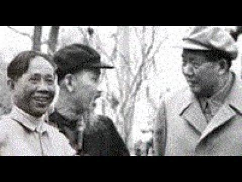 Lê Duẩn từng chỉ tay mặt Mao Trạch Đông và nói gì ?