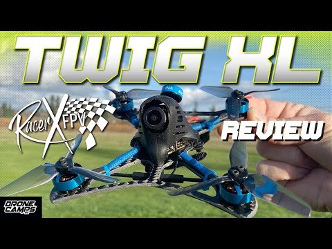 FASTEST FPV RACE QUAD UNDER 250G! - Betafpv TWIG XL - COMPLETE REVIEW 🏆💯 - UCwojJxGQ0SNeVV09mKlnonA