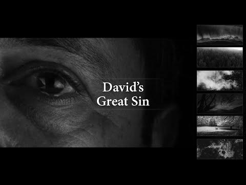 David's Great Sin - Bob Jennings