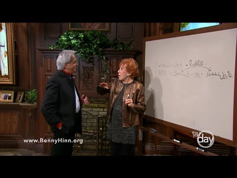 Finding Jesus in Every Book of the Bible, Part 4 - A special sermon from Benny Hinn