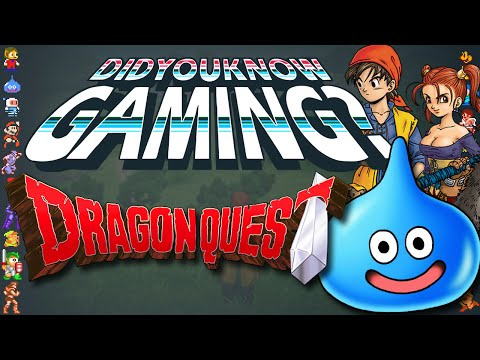 Dragon Quest - Did You Know Gaming? Feat. JonTron - UCyS4xQE6DK4_p3qXQwJQAyA