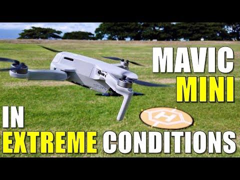 DJI MAVIC MINI Flight Test Review - EXTREME WINDS!.. Will it FLY AWAY? QUICKSHOTS Work? - UCVQWy-DTLpRqnuA17WZkjRQ