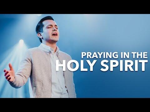 Praying in the Holy Spirit  David Diga Hernandez