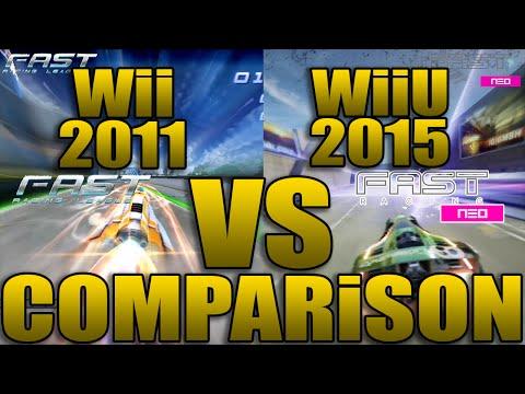 COMPARISON / FAST Racing NEO VS. FAST Racing League / WiiU VS Wii - default