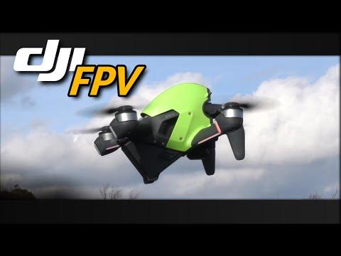 DJI FPV - Produktvideo der FPV Racer Drohne [deutsch] - UCWnFjfHBpa4Xfi7qT_3wdQA