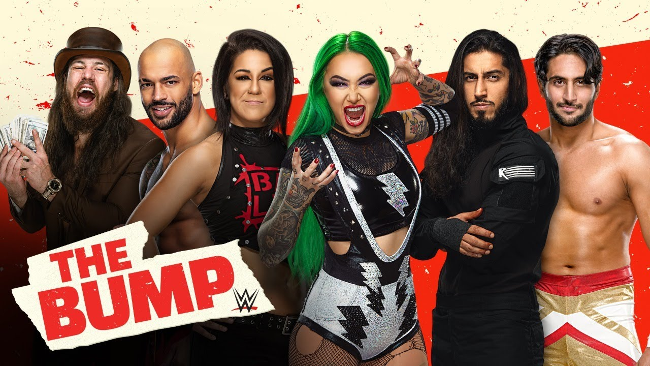Bayley sounds off on Bianca Belair, Mansoor reflects on Raw debut and more: WWE's The Bump, May 12,