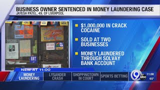 Liverpool business owner sentenced for selling cocaine
