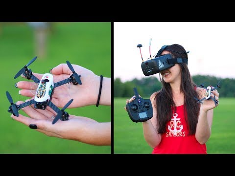 $80 Acro FPV Race Drone Better Than a $300 FPV Race Drone? - XK X130-T - TheRcSaylors - UCYWhRC3xtD_acDIZdr53huA