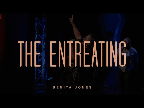 The Entreating (Official Live Video) - Benita Jones