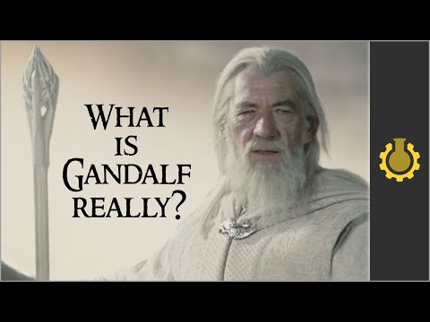 The Lord of the Rings Mythology Explained (Part 1) - UC2C_jShtL725hvbm1arSV9w