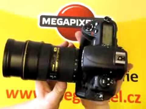 Videorecenze Nikon D3s tělo