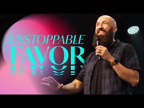Unstoppable Favor  Pastor Daniel Groves  Hope City