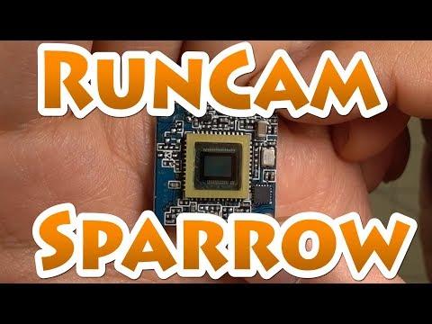 RunCam Sparrow FPV Camera Review - default