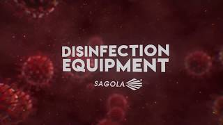 Sagola disinfection equipment