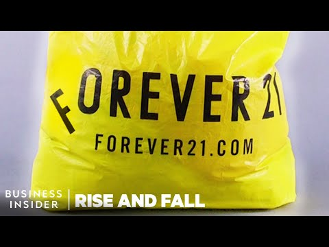 The Rise And Fall Of Forever 21 - UCcyq283he07B7_KUX07mmtA