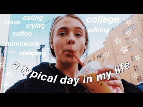 very typical day in my life (college) - UCT9y7nOBdqfWuaZJ_x9mPkA