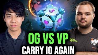 Reason Why You Should Ban IO Wisp vs OG - ana Carry IO Wisp vs Virtus Pro - #TI9 EPIC DOTA 2