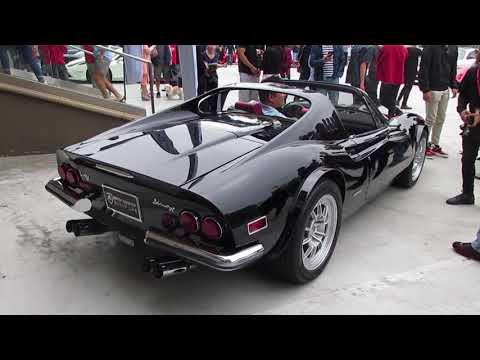 Ferrari Dino Monza 3.6 Evo (w/ startup, revs, acceleration) - default