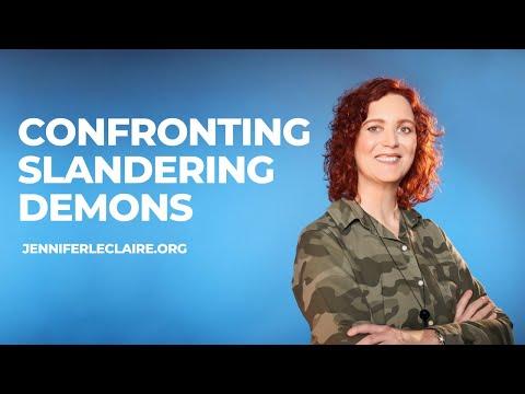 Dismantling the Devil's Defamation Against You (Prophetic Prayer & Prophecy)