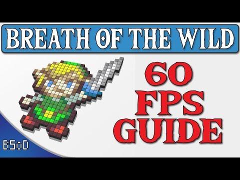 Cemu Emulator | Getting 60 FPS in Zelda Breath of the Wild - VidVui