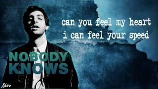 Nobody Know (Lyrics on screen)