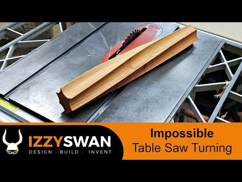 Impossible Table Saw Turning | How to Video - UCO39zTYpvWL5jx2q15Ma_Hw