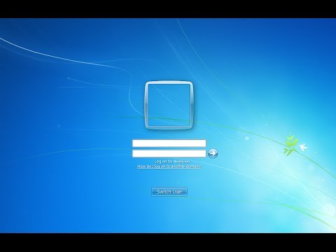 Youtube how to reset recover forgotten windows 7 for Cpm windows 10