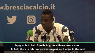 Balotelli: You journalists look more afraid than me
