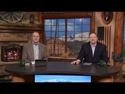 Charis Daily Live Bible Study: Handling the Burdens of Life - Rick McFarland - February 10, 2021