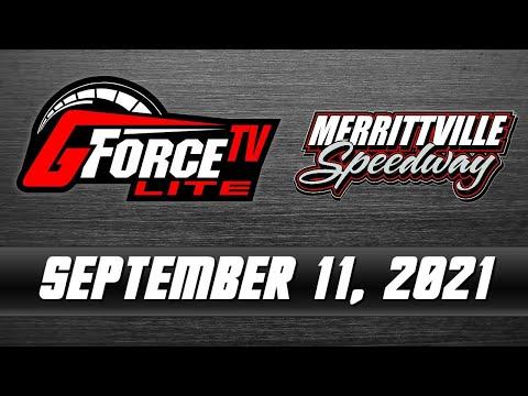 9/11/2021 | Merrittville Speedway |  GForceTV Lite - dirt track racing video image
