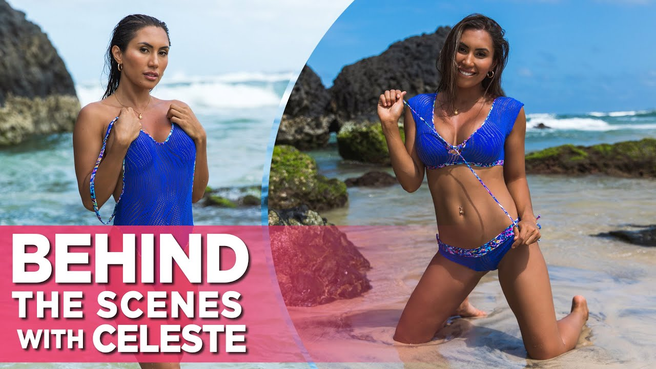 Scorching Hot Celeste: Discover Wicked Weasel's New Sexy Treasure