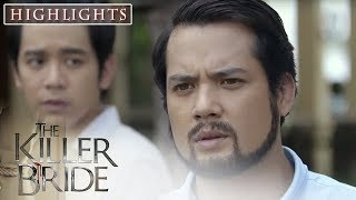 Vito is shaken when he learns of the rumors of Camila's return to Las Espadas