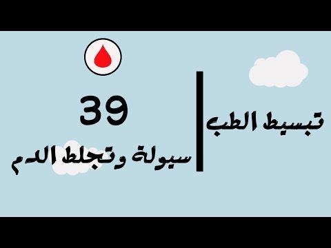 سلسلة تبسيط الطب | سيولة وتجلط الدم - ح(39)