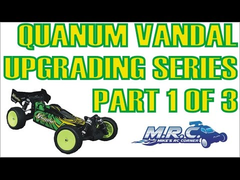 Quanum Vandal is Finally Getting Upgraded! Part 1 of 3 EP#109 - UCpan4L04vCyIiexc6RdI8yw