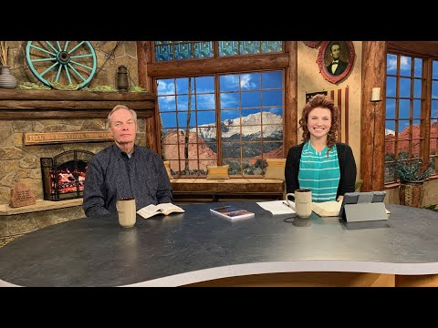Charis Daily Live Bible Study: Blessed are the Peacemakers - Andrew Wommack - July 31, 2020