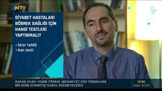 Doç. Dr. Enes M. Atasoy Diyabet ve Böbrek Sağlığı - NTV