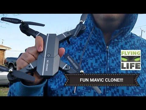 2017 Best DJI Mavic Clone 8807HD Drone Review - UCrnB6ZMrvEgOIOcARehRqQg