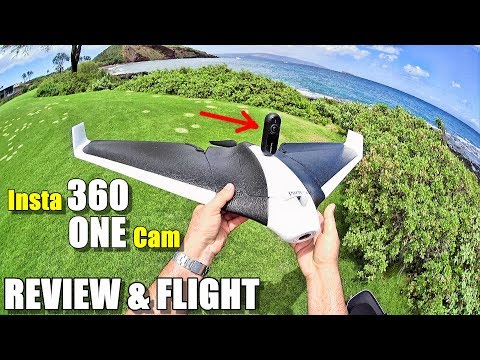 Insta360 ONE Camera Review & Flight Test on Parrot Disco Drone - Hawaii - UCVQWy-DTLpRqnuA17WZkjRQ