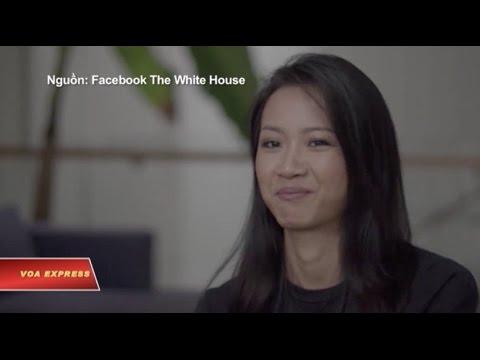 Nữ rapper Việt xuất hiện trong video 'những khoảnh khắc đáng nhớ nhất' của TT Obama