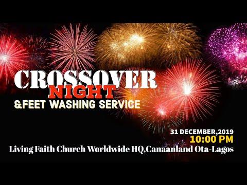 DOMI STREAM: CROSSOVER NIGHT SERVICE  31 DECEMBER, 2019