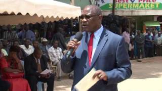 Governor attends launch of county bodaboda sacco